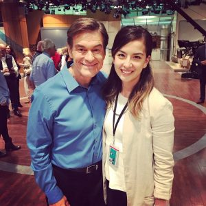 Lessons learned from Dr. Oz internship